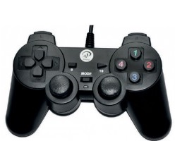 XP 2009-DualSHock-Gamepad